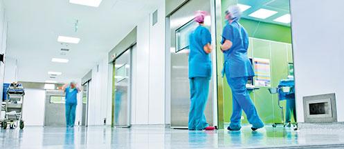 efficienza energetica per ospedali, cliniche e case di riposo