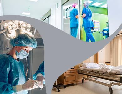 efficienza energetica ospedali, case di riposo